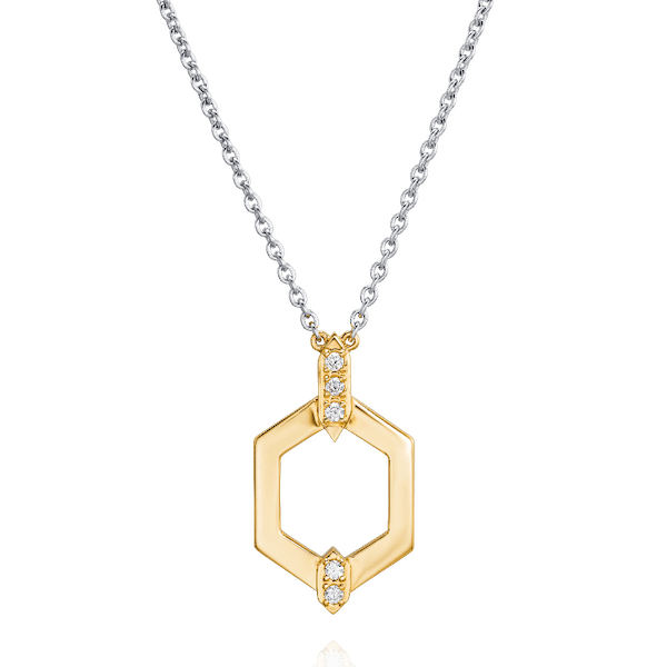 Nectar Collection Yellow Gold Pendant